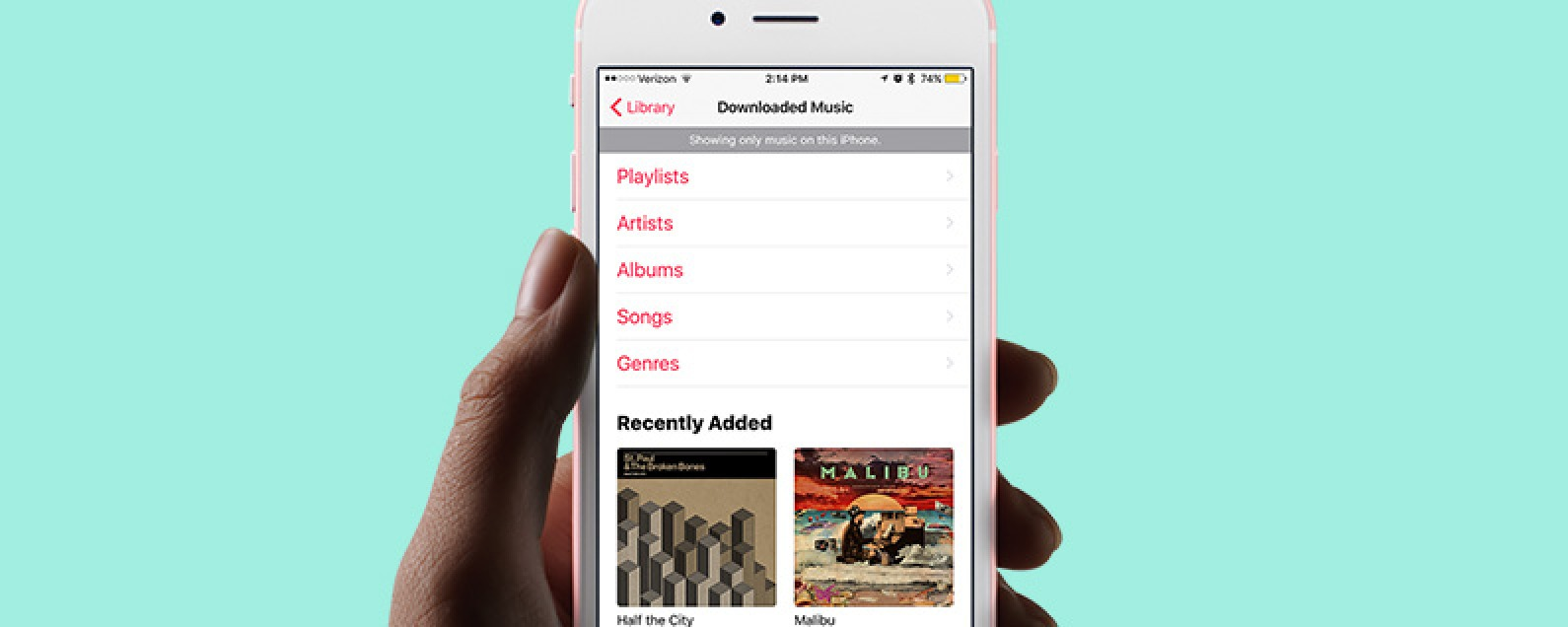 Make Apple Music Available Offline